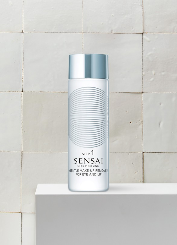 Sensai Silky Purifying Gentle Make-up Remover for Eye and Lip