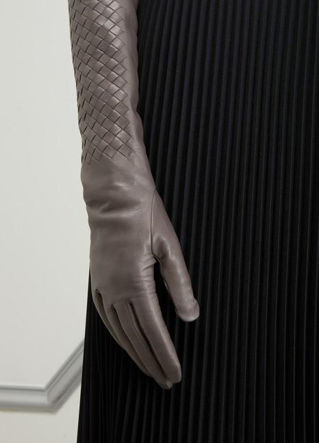 Bottega VenetaLong gloves