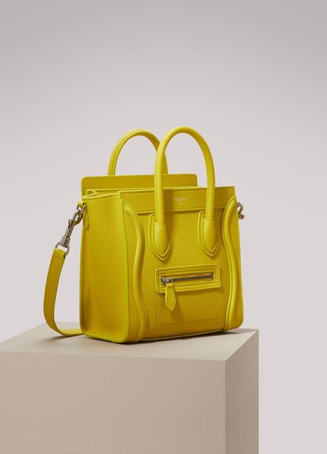 CélineSac Luggage nano modèle
