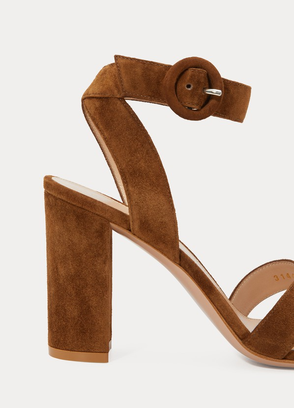 a3da9aed654 Gianvito Rossi Frida sandals ...