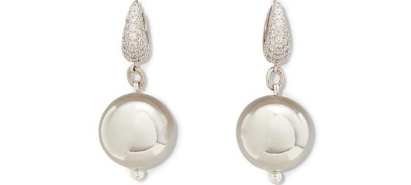 MOUNSERFull Moon Earrings
