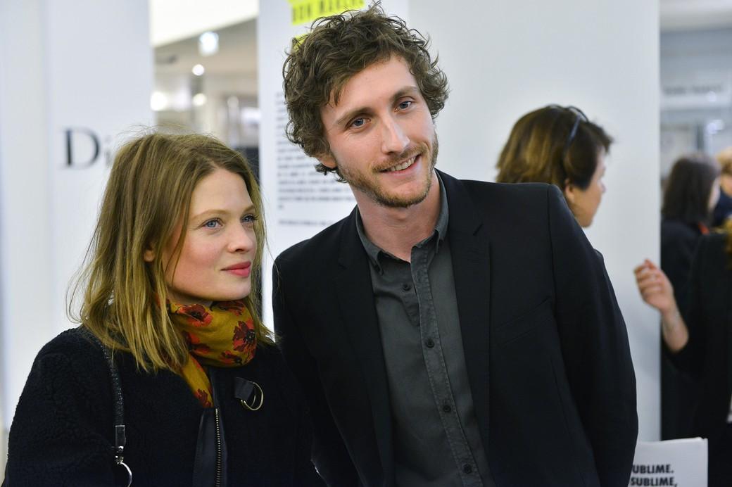 Mélanie Thierry et Baptiste Lecaplain