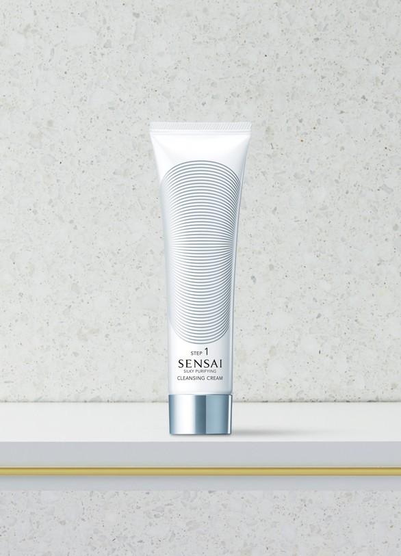 SensaiSilky Purifying Cleansing Cream