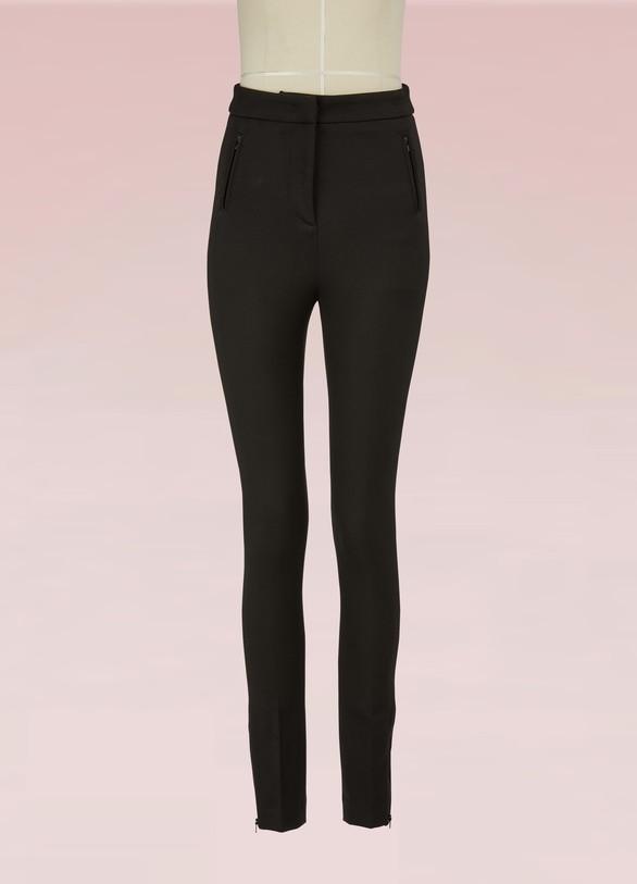 3a3807bd88025 Women's Zip leggings | Moncler | 24S | 24S