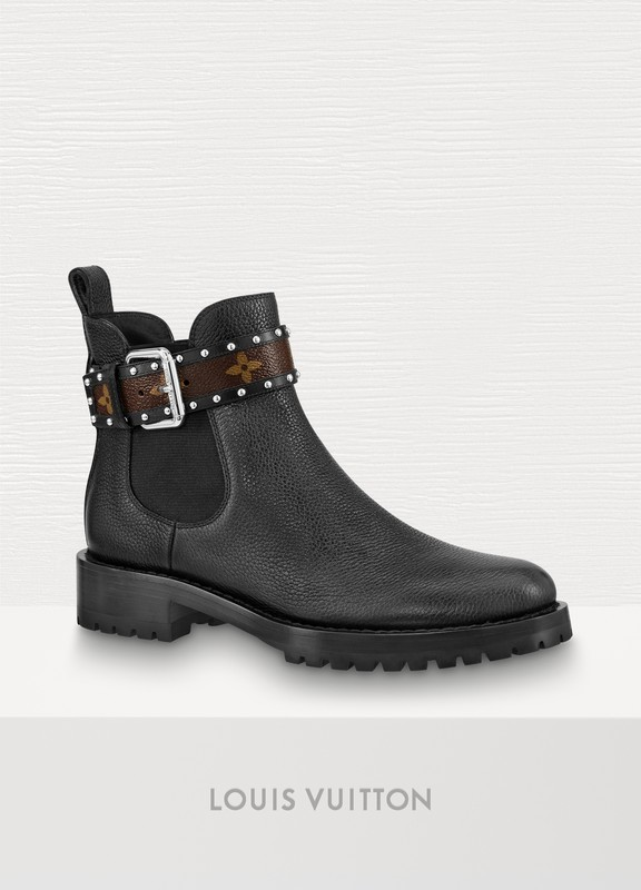 Louis Vuitton Ankle Boots And Boots Women S 24 Sevres