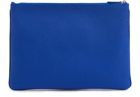 BALENCIAGAVille L leather clutch bag