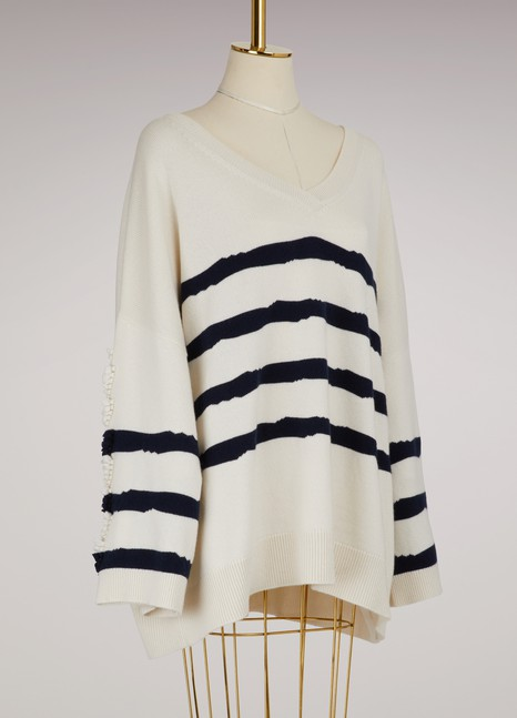 Barrie Cashmere oversize sweater