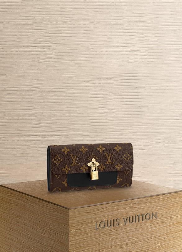 Louis VuittonPortefeuille Flower