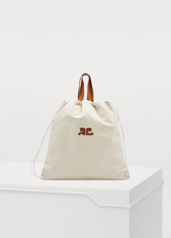 Courreges Convertible tote bag