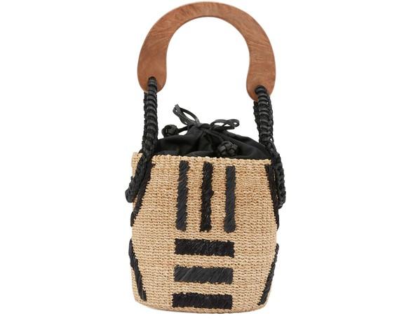 ARANAZAva bucket bag