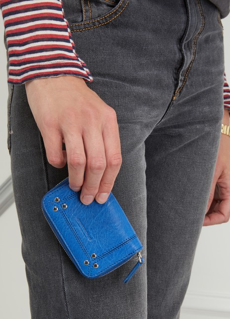 Jérôme Dreyfuss Henri small wallet