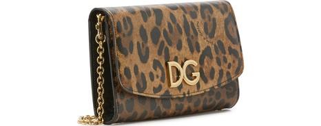 DOLCE & GABBANAMini sac léopard