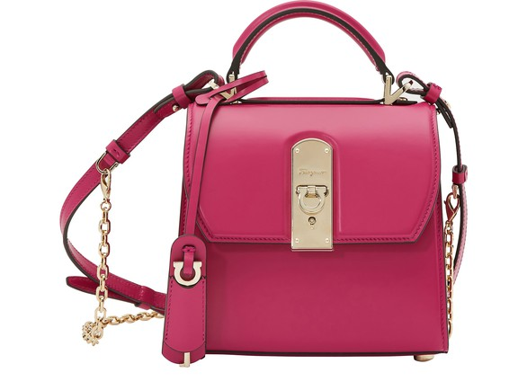 SALVATORE FERRAGAMO Boxy small handbag