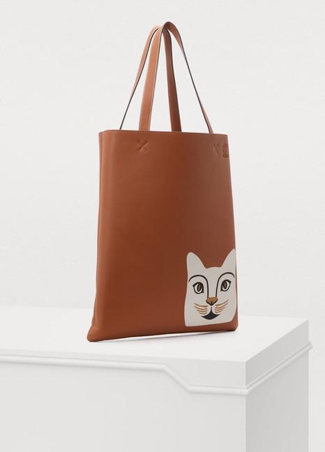 LoeweTote bag vertical Chat