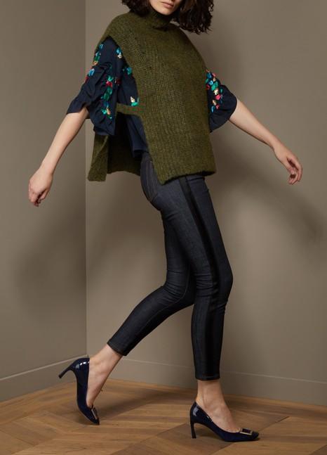 Victoria Victoria BeckhamJean slim en coton