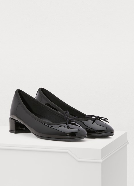 REPETTO Lou low-heeled ballet pumps