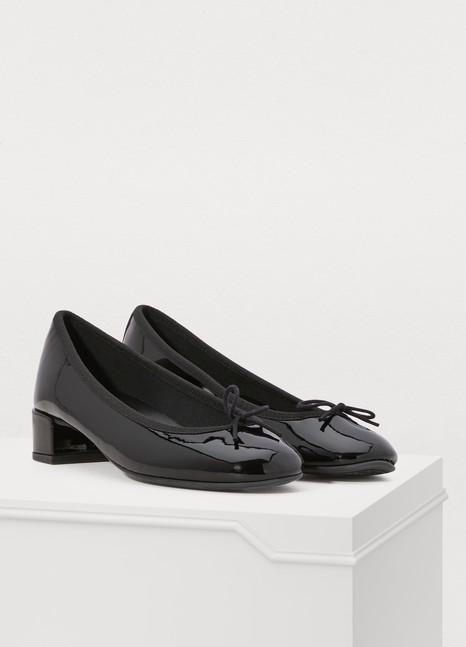 REPETTOLou low-heeled ballet pumps