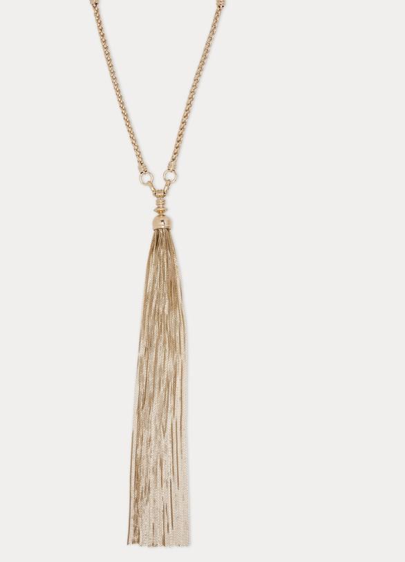 Vanessa SewardBrass necklace